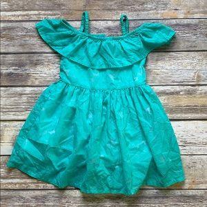 OshKosh Cold Shoulder Dress